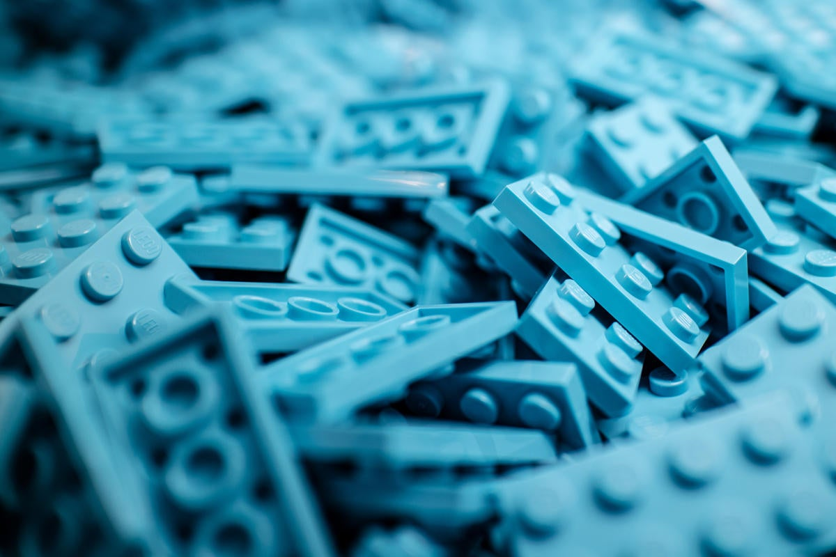 legos building blocks easy simple low code no code apps by iker urteaga unsplash