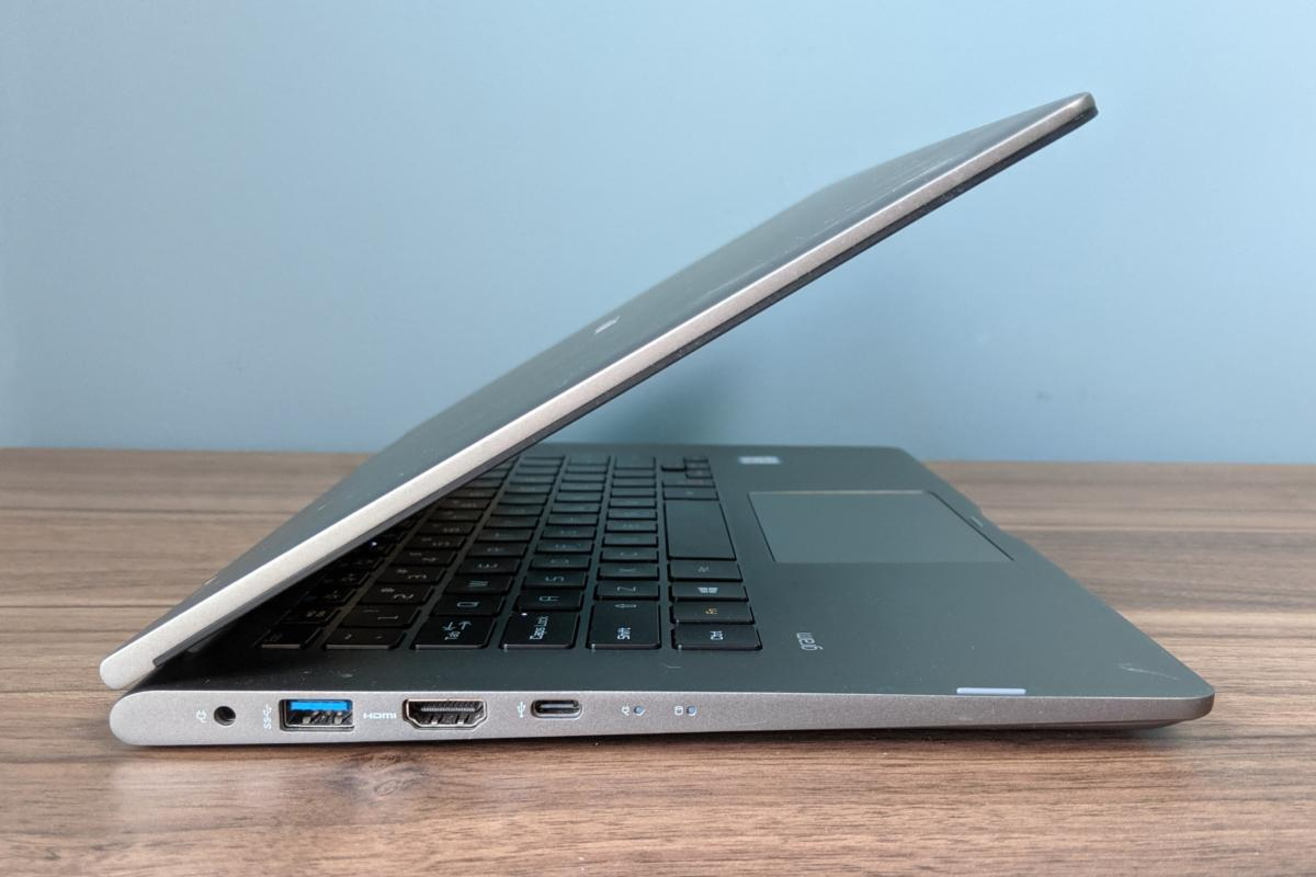 LG Gram 2-in-1 review: A convertible laptop with plenty to like