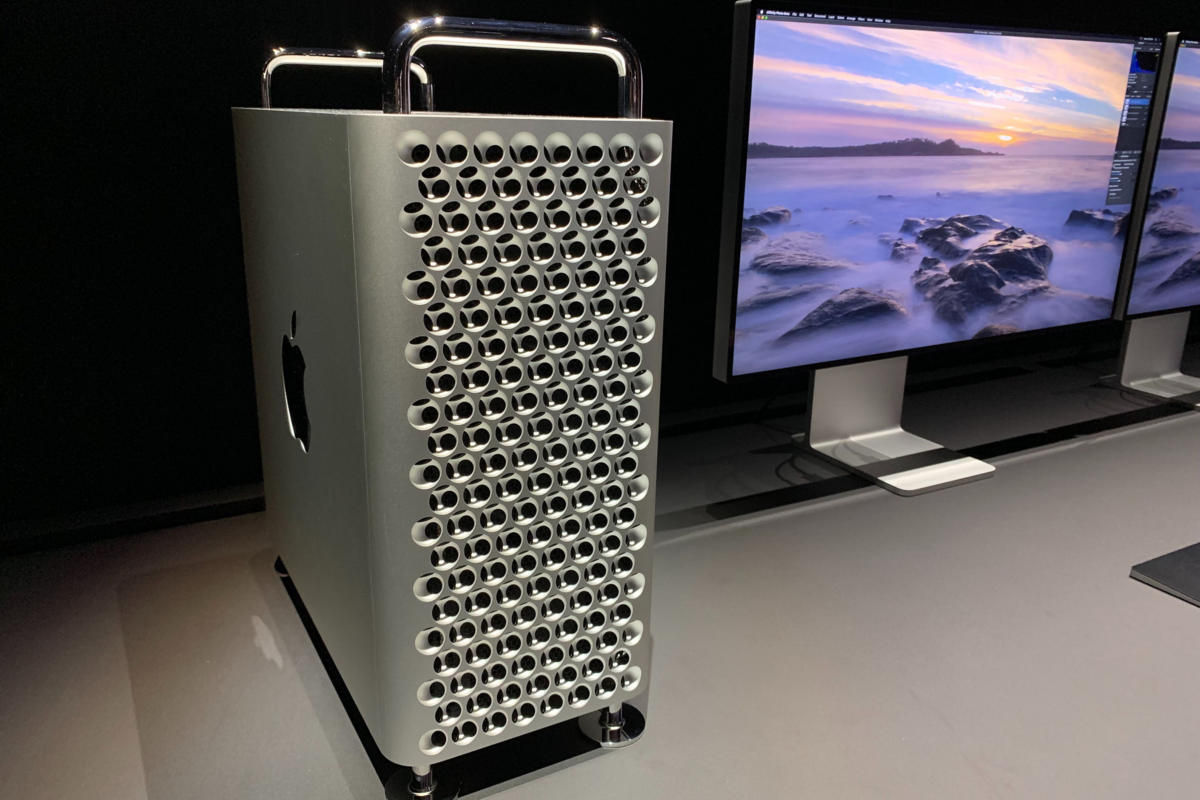 The new Mac Pro is Apple's love letter to forgotten die-hard