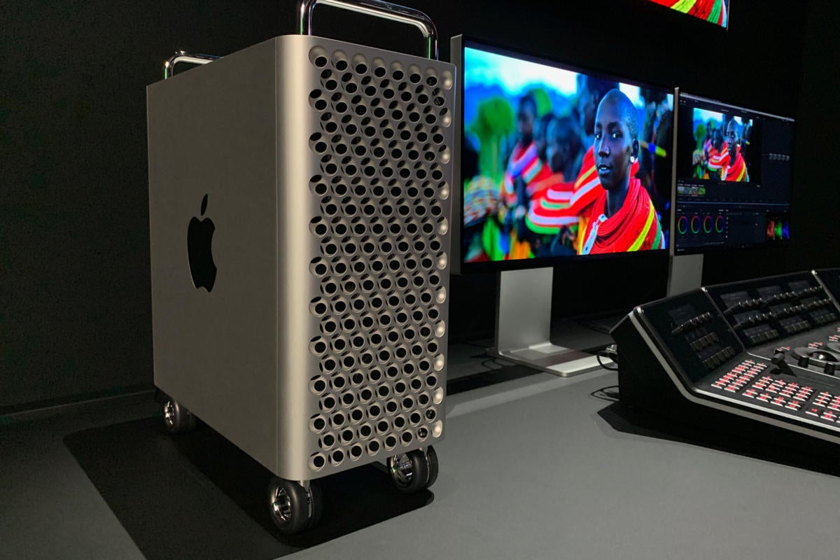 The Mac Pro is an important flag, but you probably shouldn't buy it