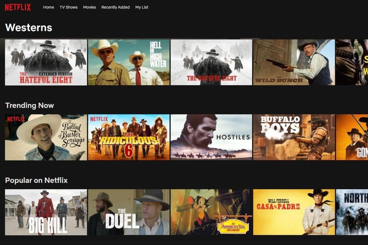 Netflix Discovery Slot 2