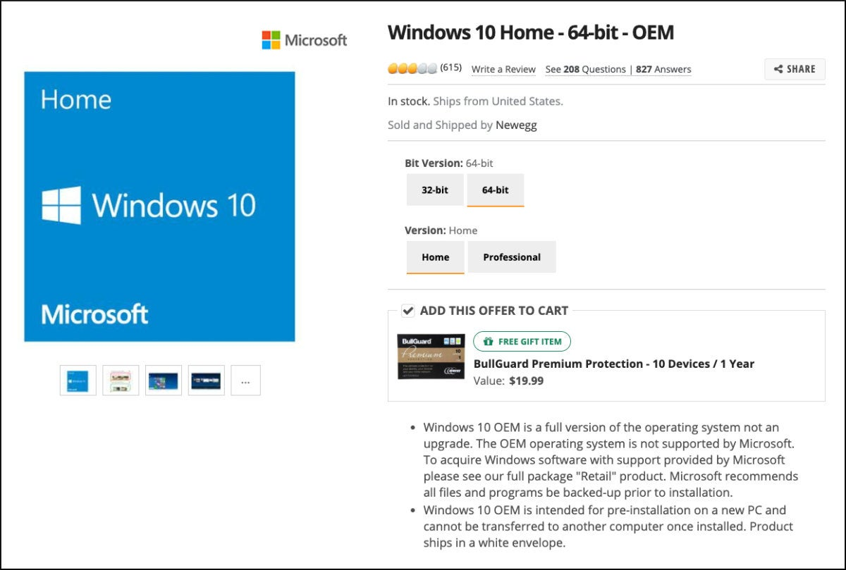 How to get Windows 10 cheap (or even for free) | PCWorld