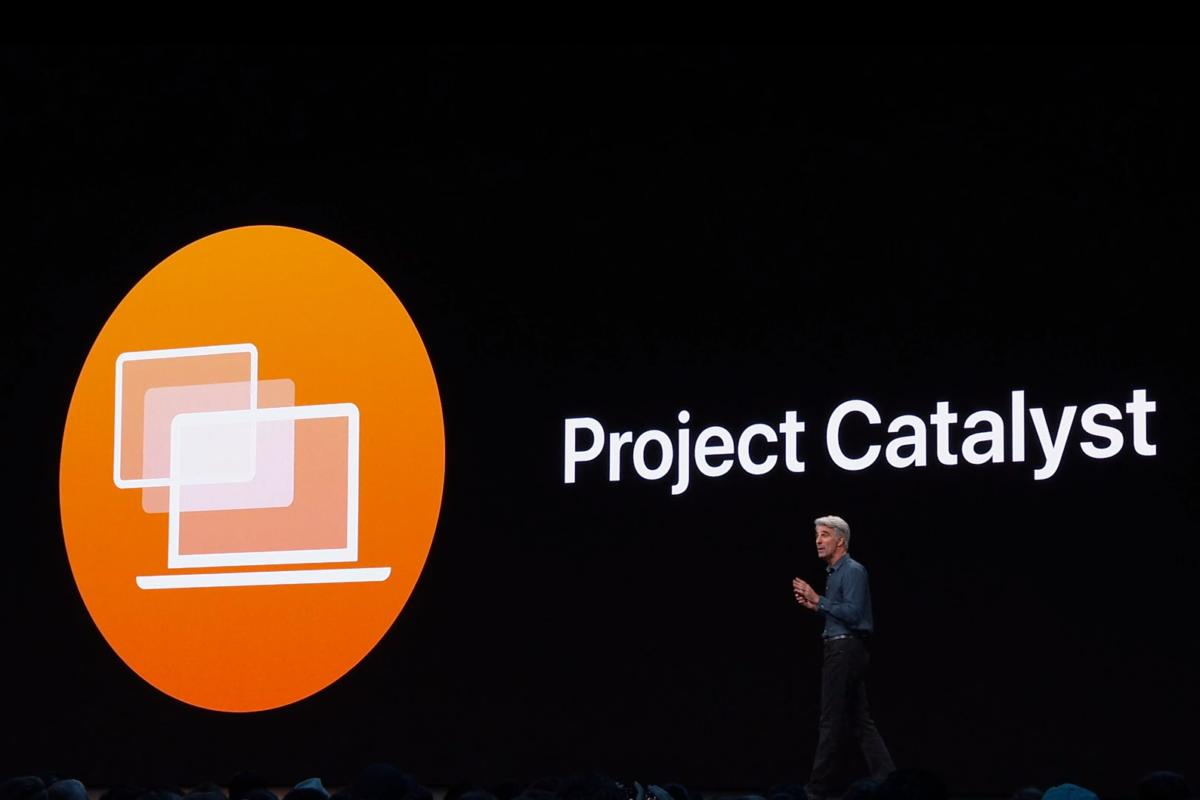 paroject catalyst mac