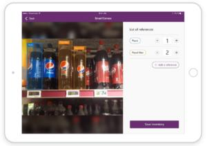 pepsi smart camera ai builder large