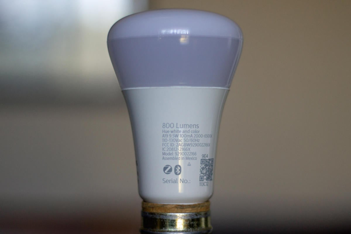 New Philips Hue smart bulbs don't need the Hue Bridge—but
