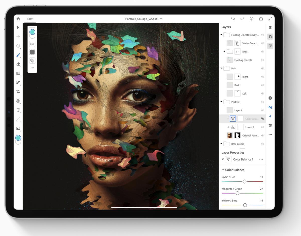 Photoshop 2020 remove background