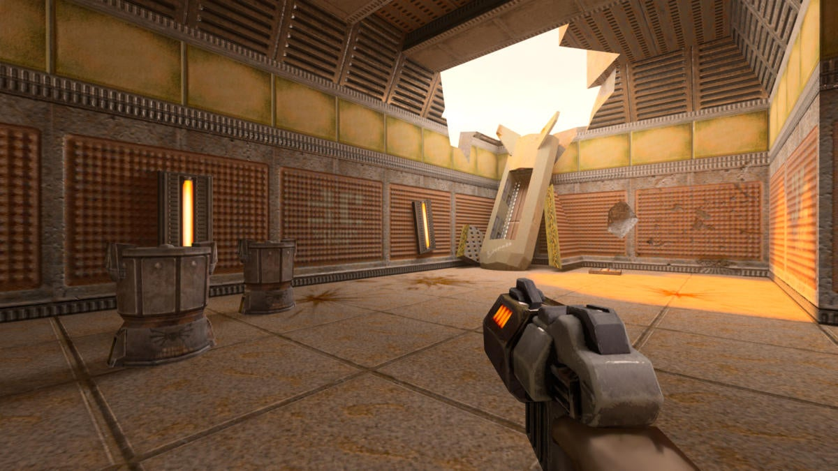 quake ii rtx rtx on screenshot 006 environment setting 3