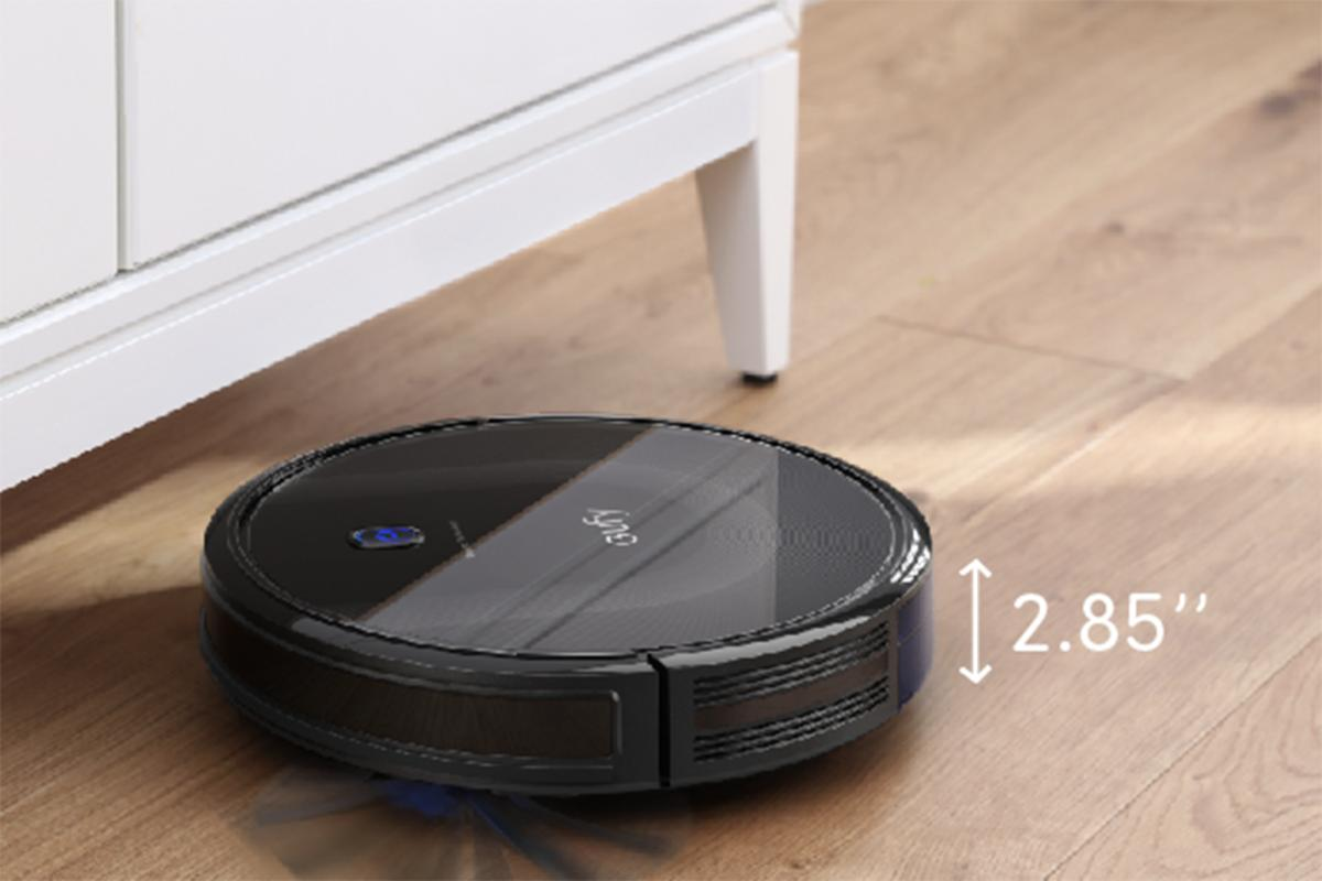 robovac 11s max height