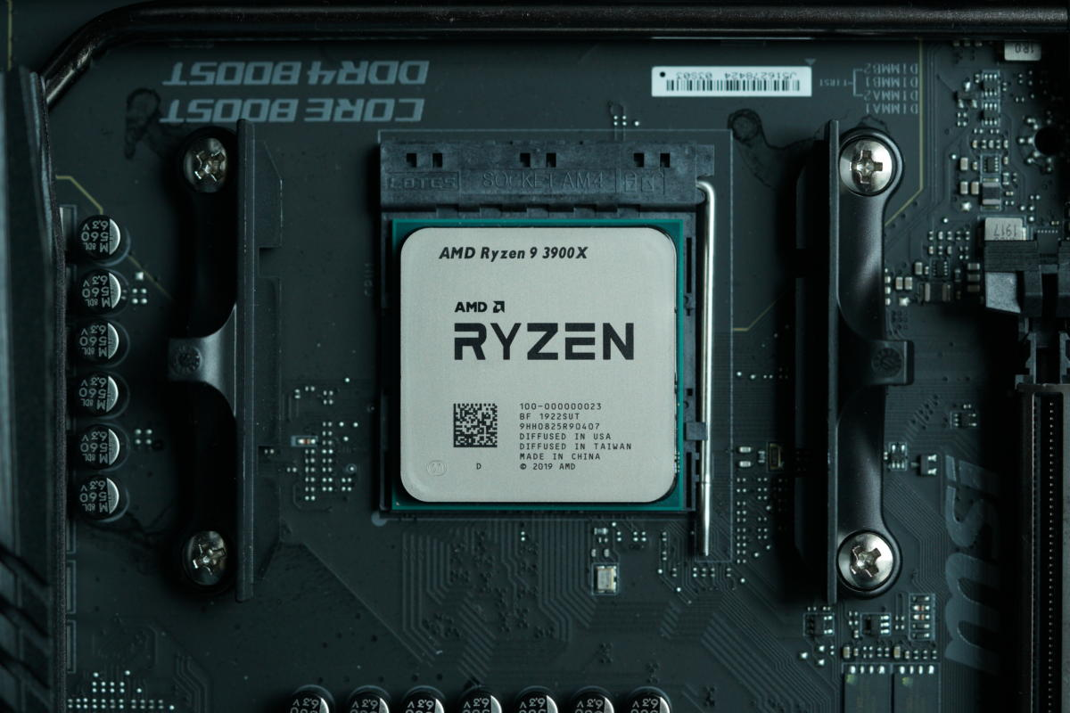 Ryzen 3000 Review Amd S 12 Core Ryzen 9 3900x Conquers