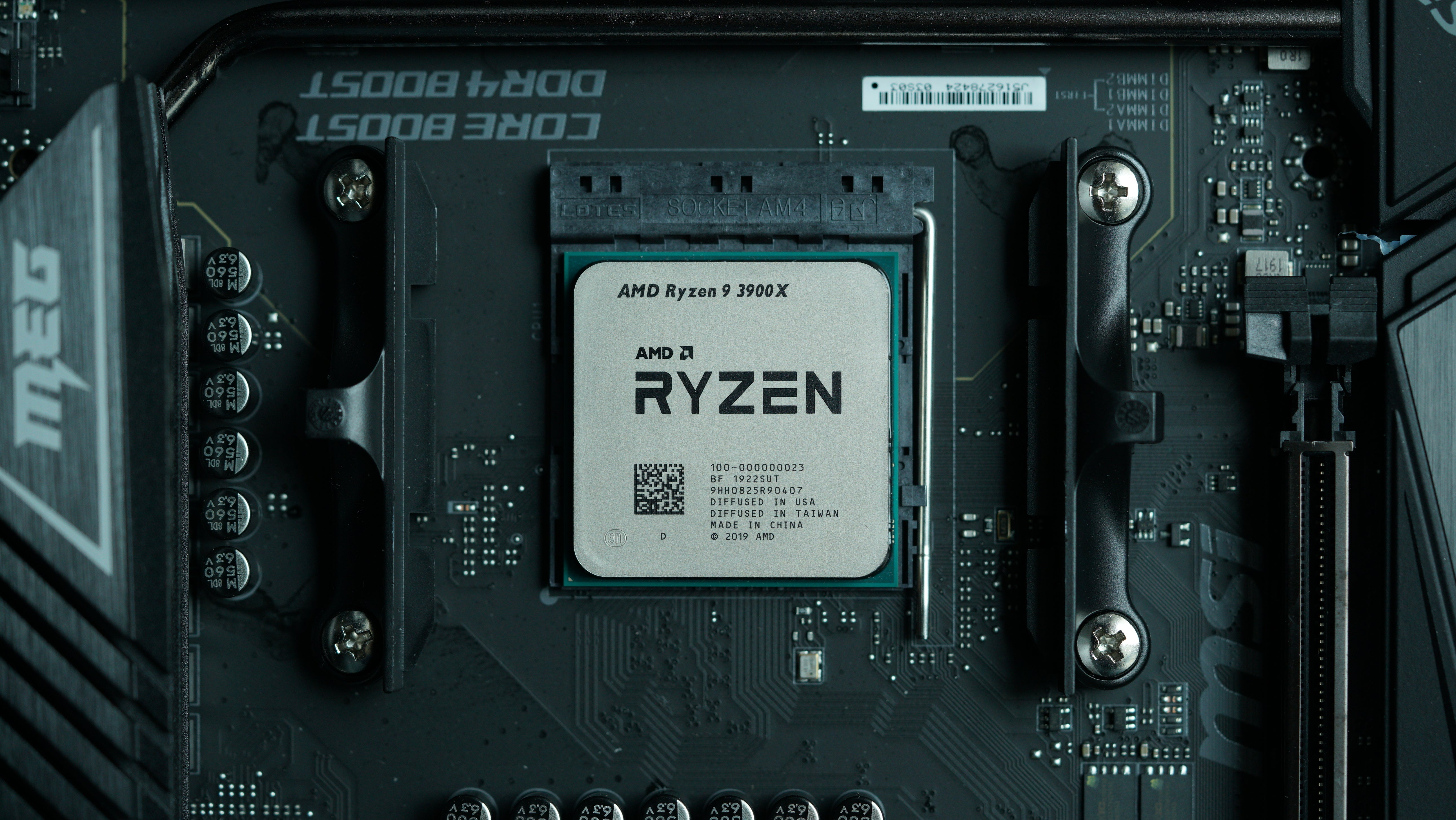 Ryzen 3000 Review: AMD's 12-core Ryzen 9 3900X conquers all