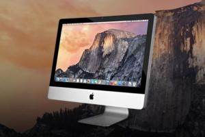 Get your hands on a refurbished 21.5-inch iMac for just $379