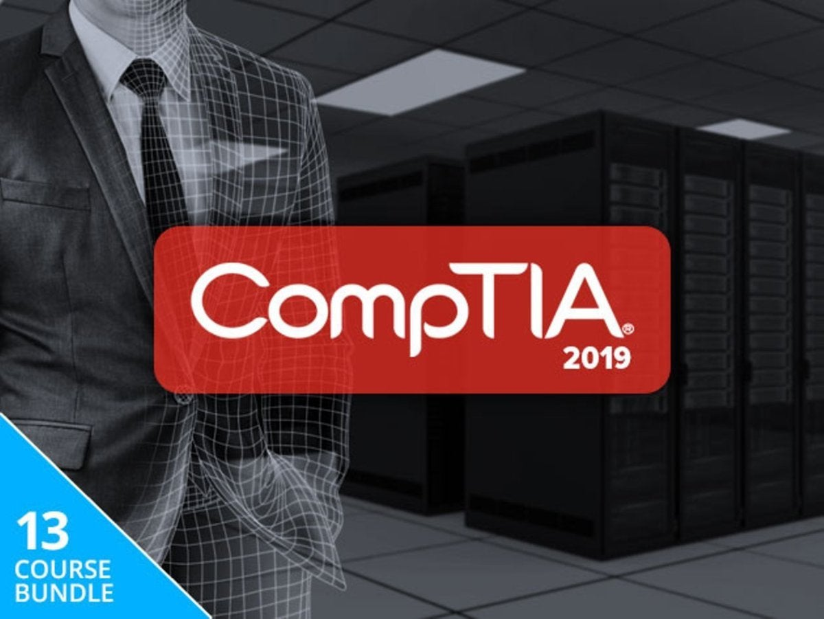 Get 200+ hours of CompTIA certification training for only $69