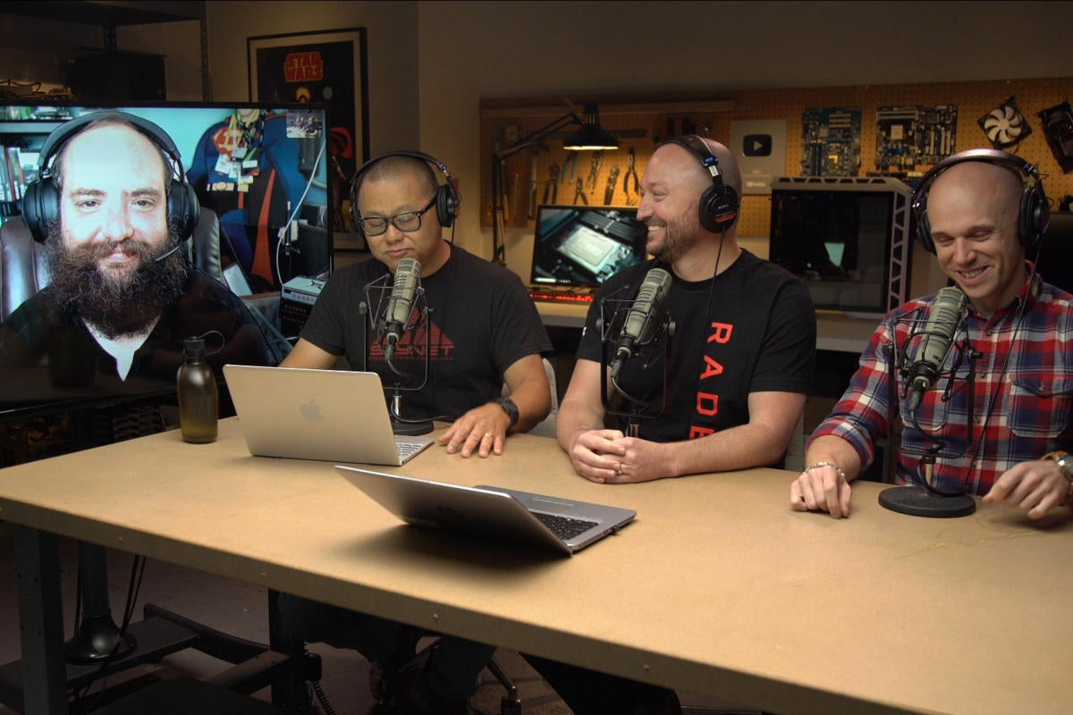 The Full Nerd special episode: AMD dives deeper into Ryzen 3000 and