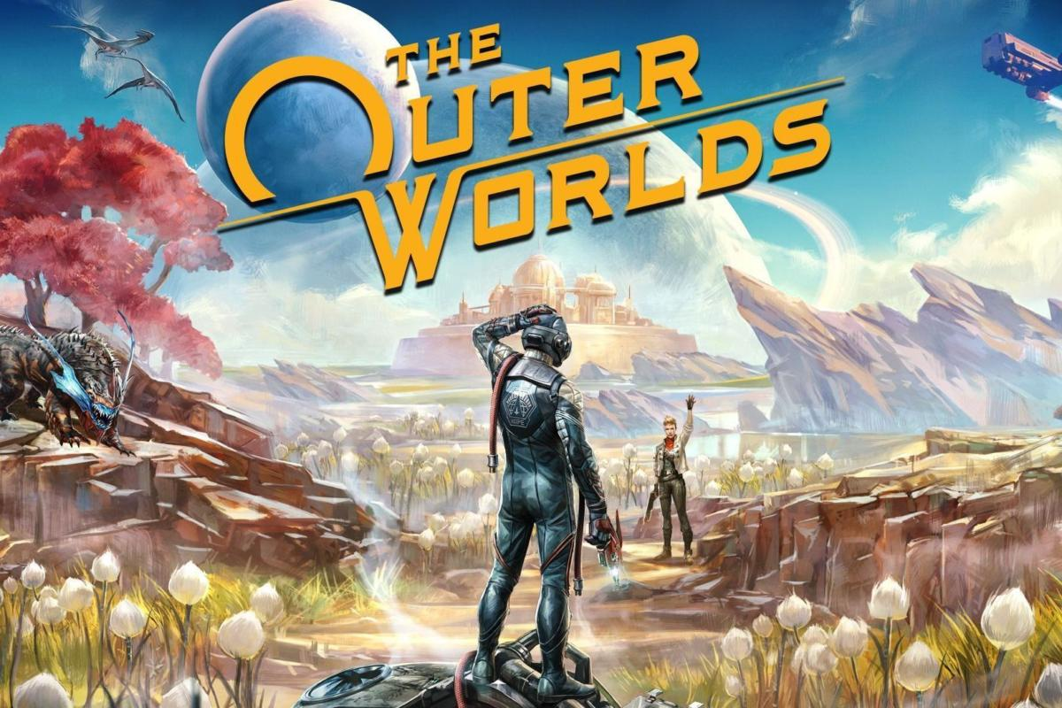 Obsidian's The Outer Worlds feels even more like Fallout