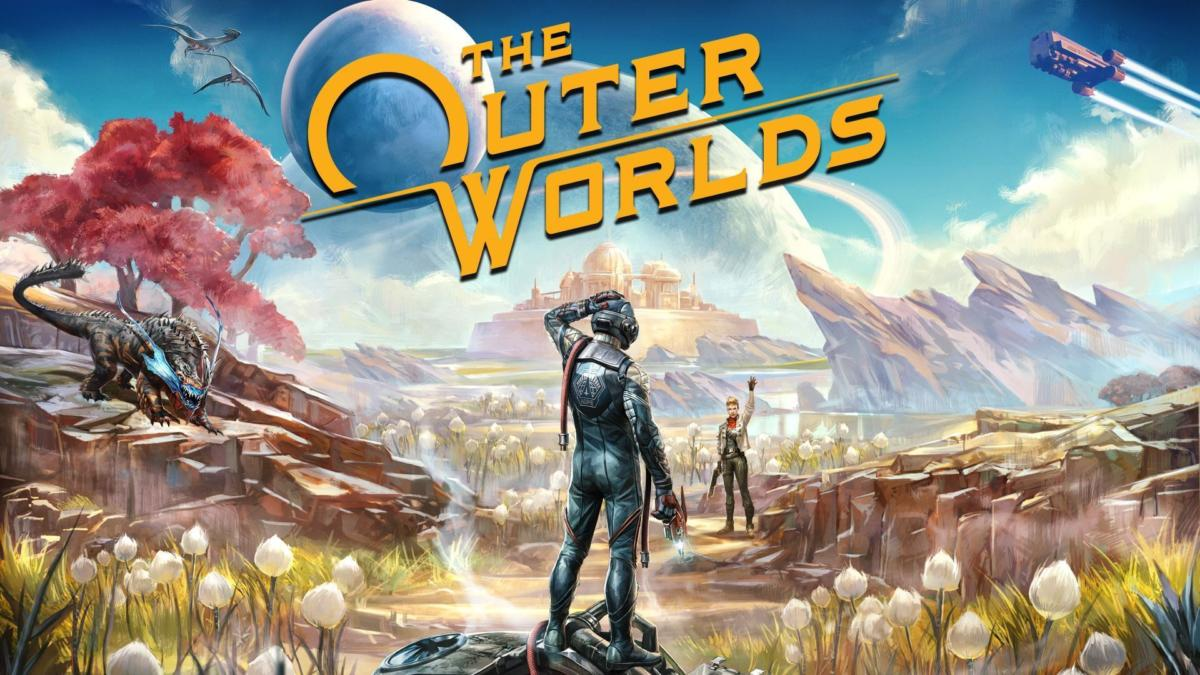 Image result for outer worlds