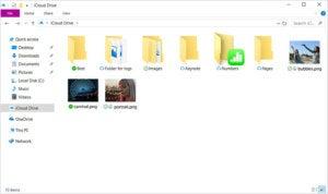 windows10 icloud for windows10 icloud drive