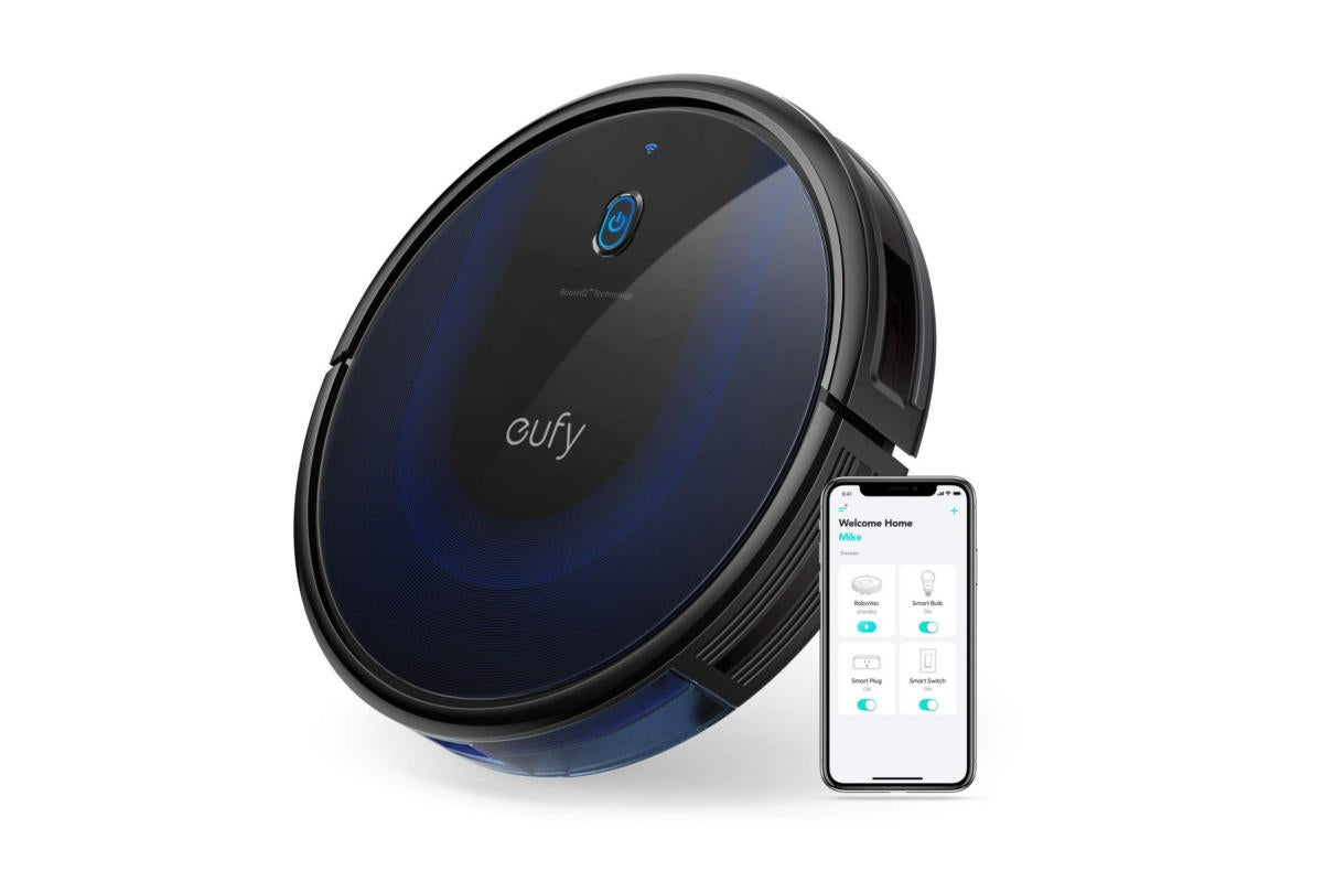 Never vacuum again: Eufy's RoboVac 15C is $170 after an $80 discount