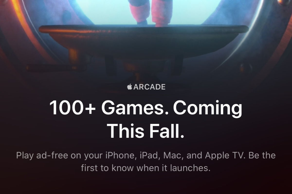 apple arcade coming soon