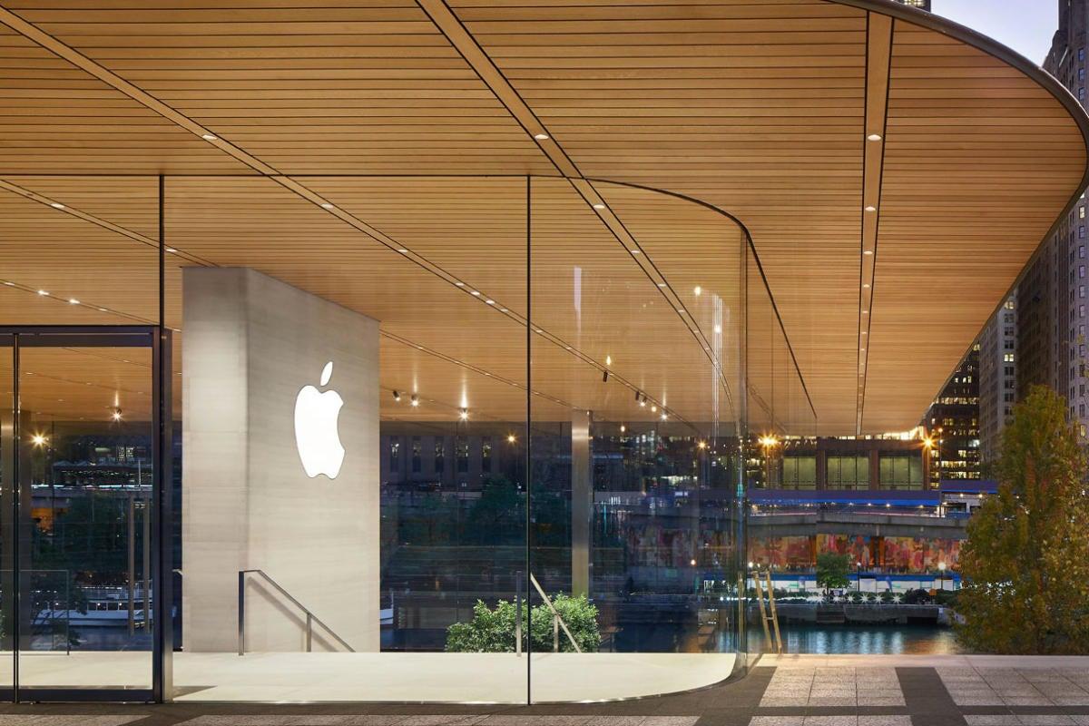 apple store michigan ave