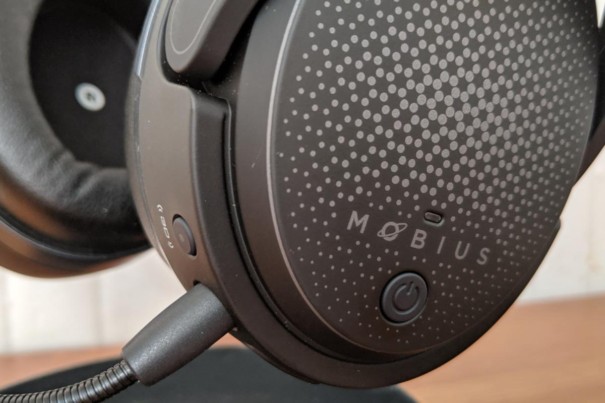 Audeze Mobius Review This Gimmick Ridden Headset Doesn T Need The Gimmicks To Sound Great Pcworld