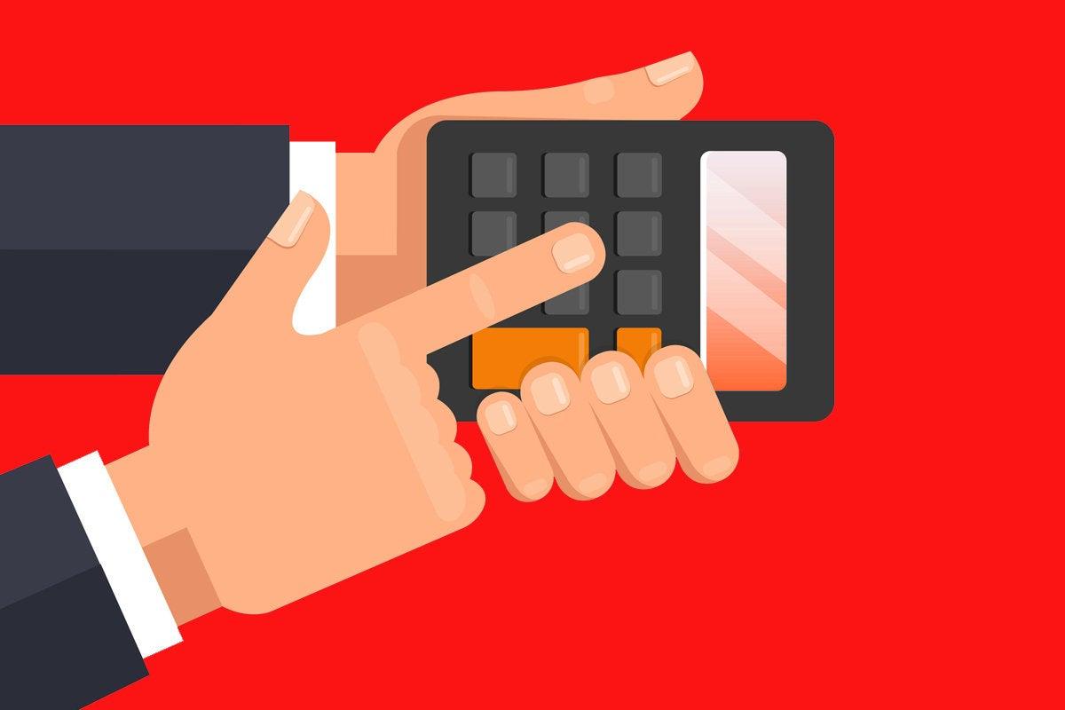calculator finance budget savings cost revenue