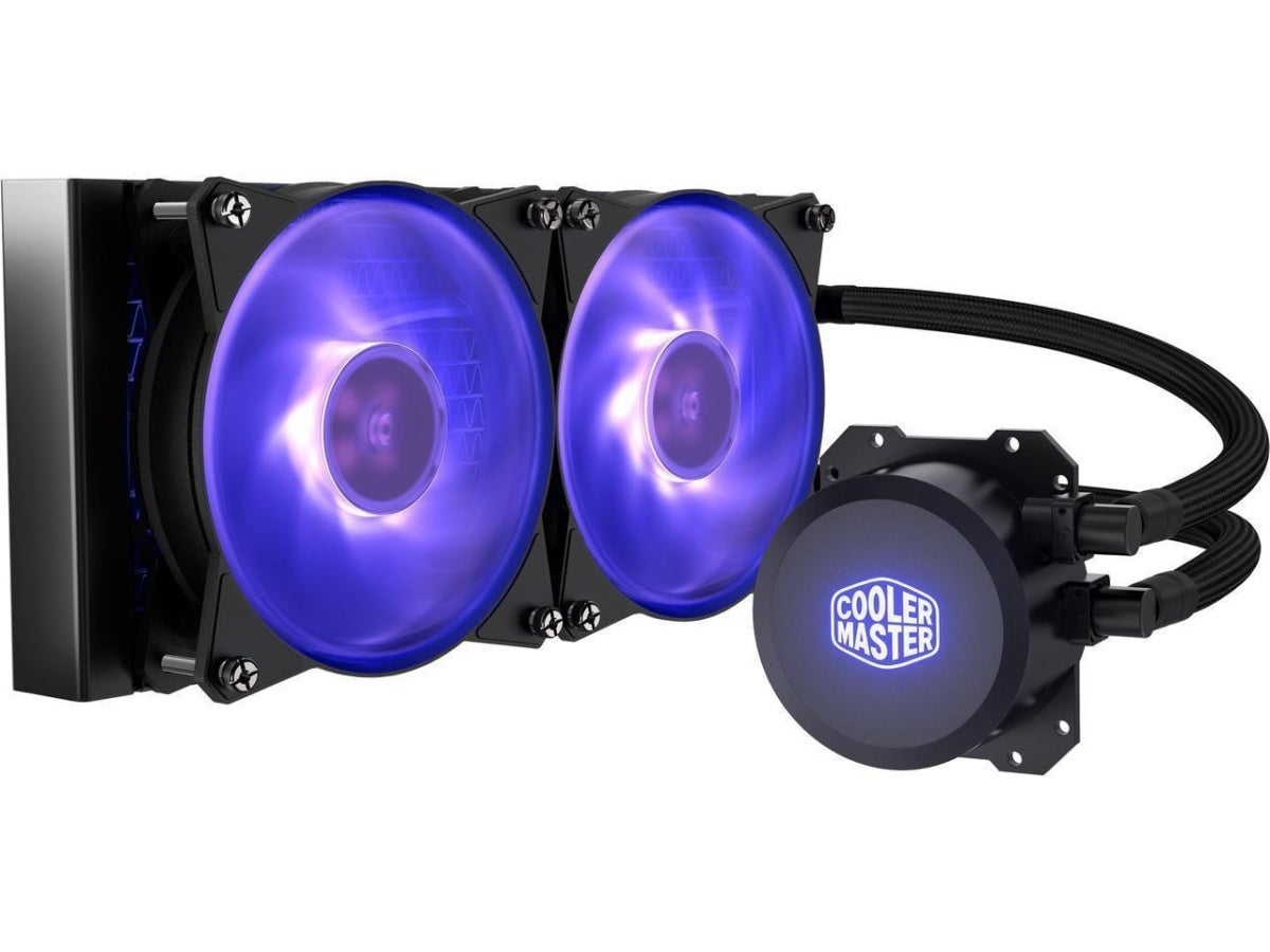 cooler master masterlite 240mm