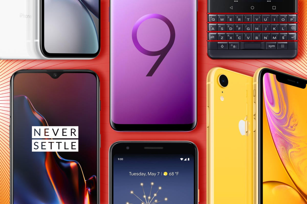Computerworld > 5 Best Smartphones for Enterprise 2019 [cover]