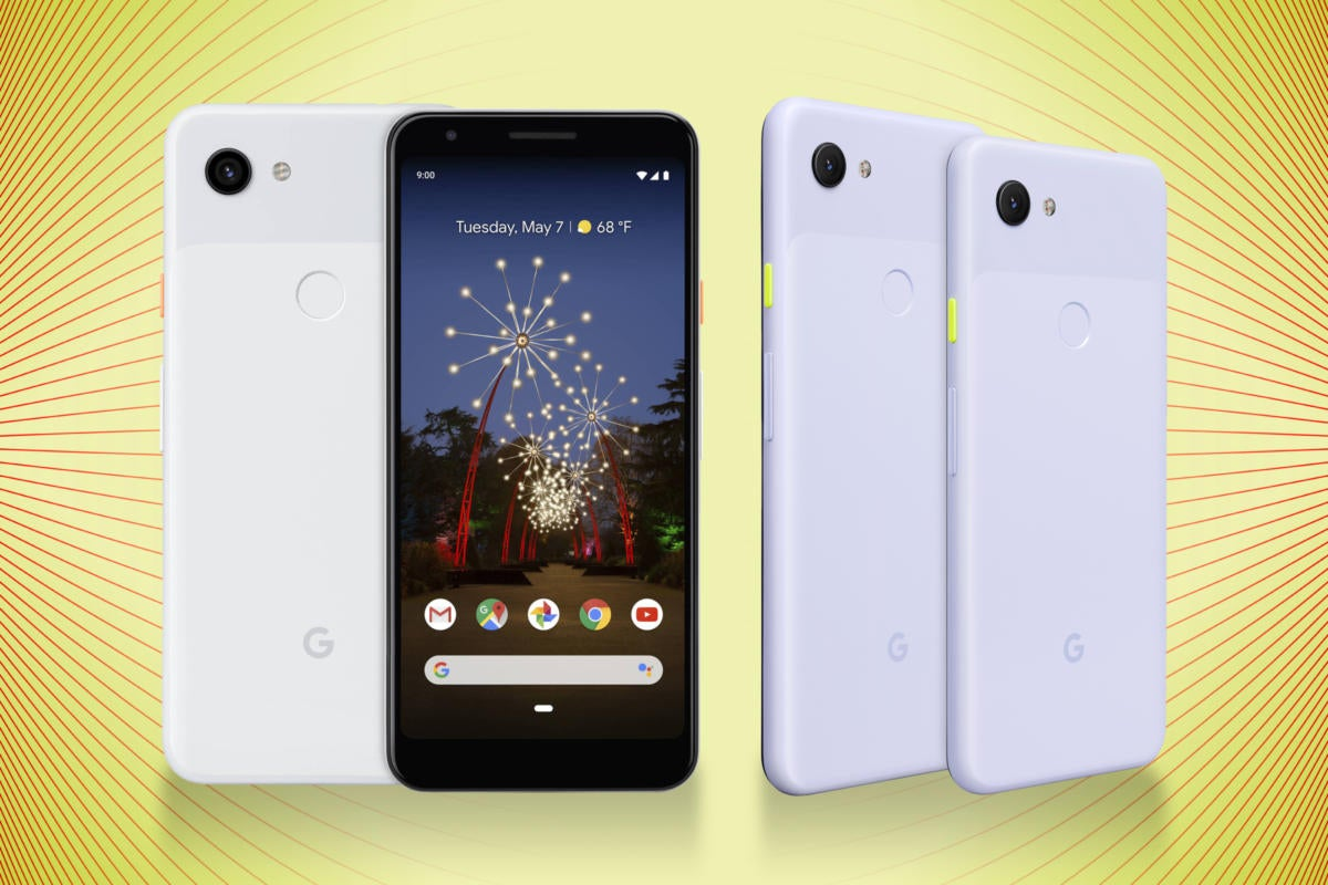 Computerworld > 5 Best Smartphones for Enterprise 2019 > Google Pixel 3a