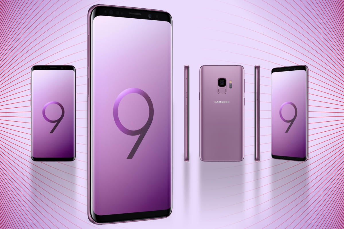 Computerworld > 5 Best Smartphones for Enterprise 2019 > Samsung Galaxy S9