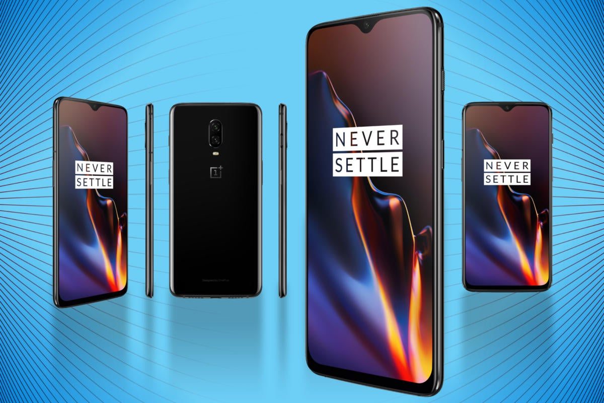 Computerworld > 5 Best Smartphones for Enterprise 2019 > OnePlus 6T