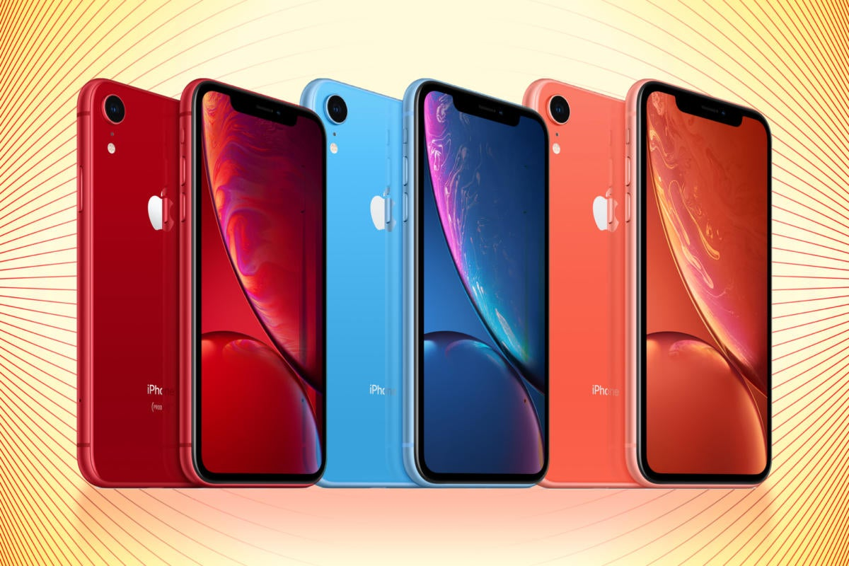 Computerworld > 5 Best Smartphones for Enterprise 2019 > Apple iPhone XR