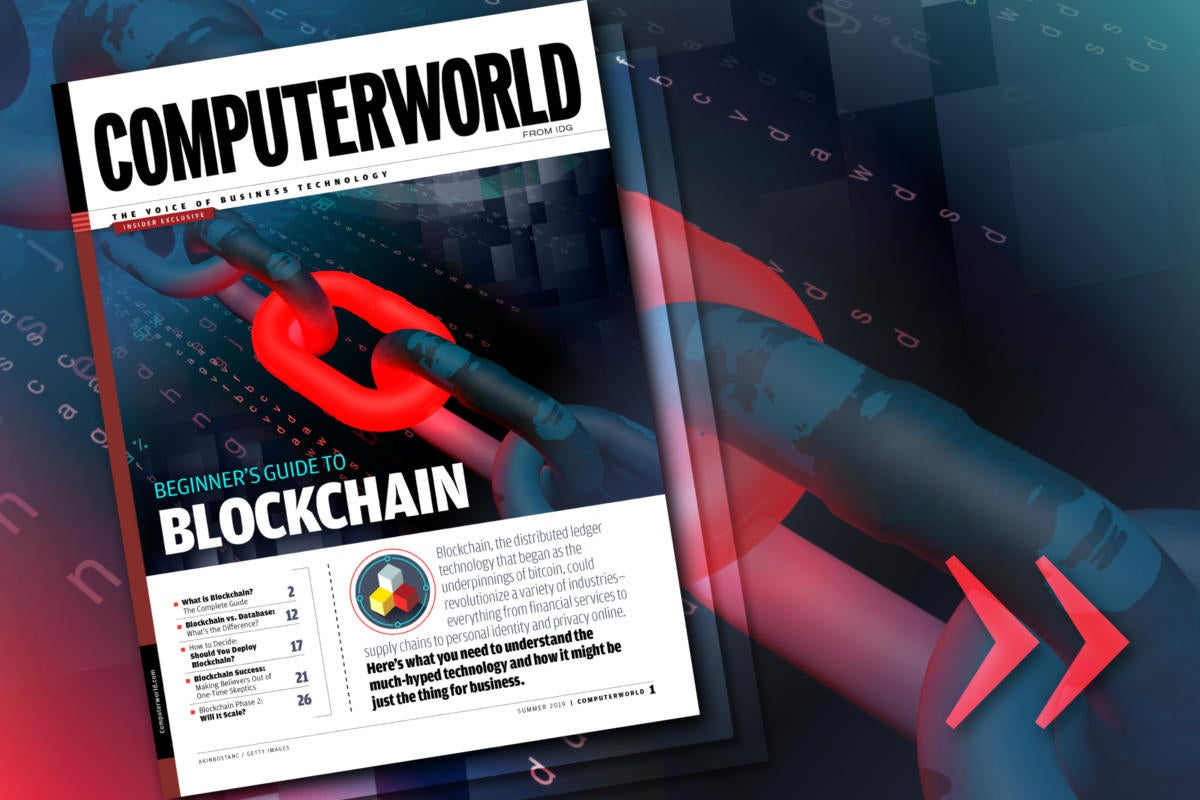 Computerworld  |  Insider Exclusive  |  Beginner's Guide to Blockchain