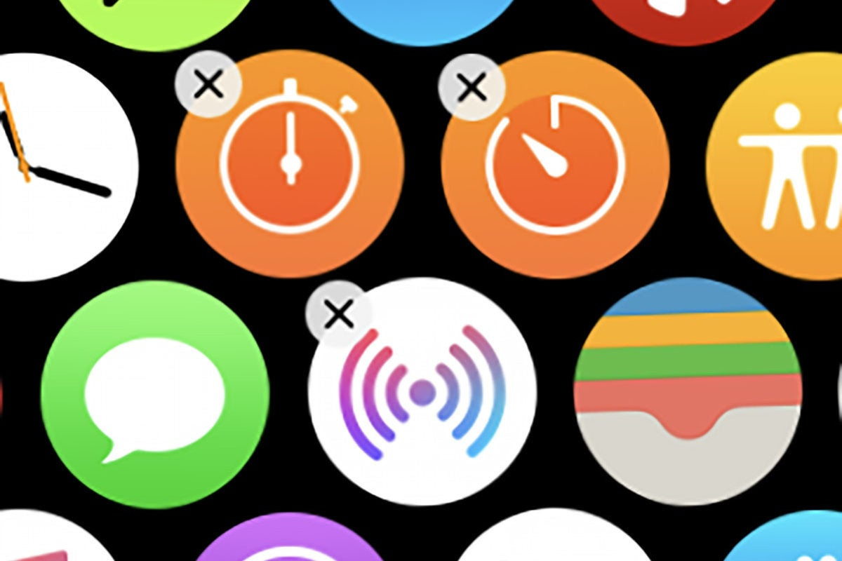 WatchOS 6: How to delete built-in apps from your Apple Watch