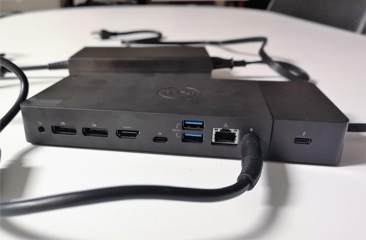 Dell WD19TB dock