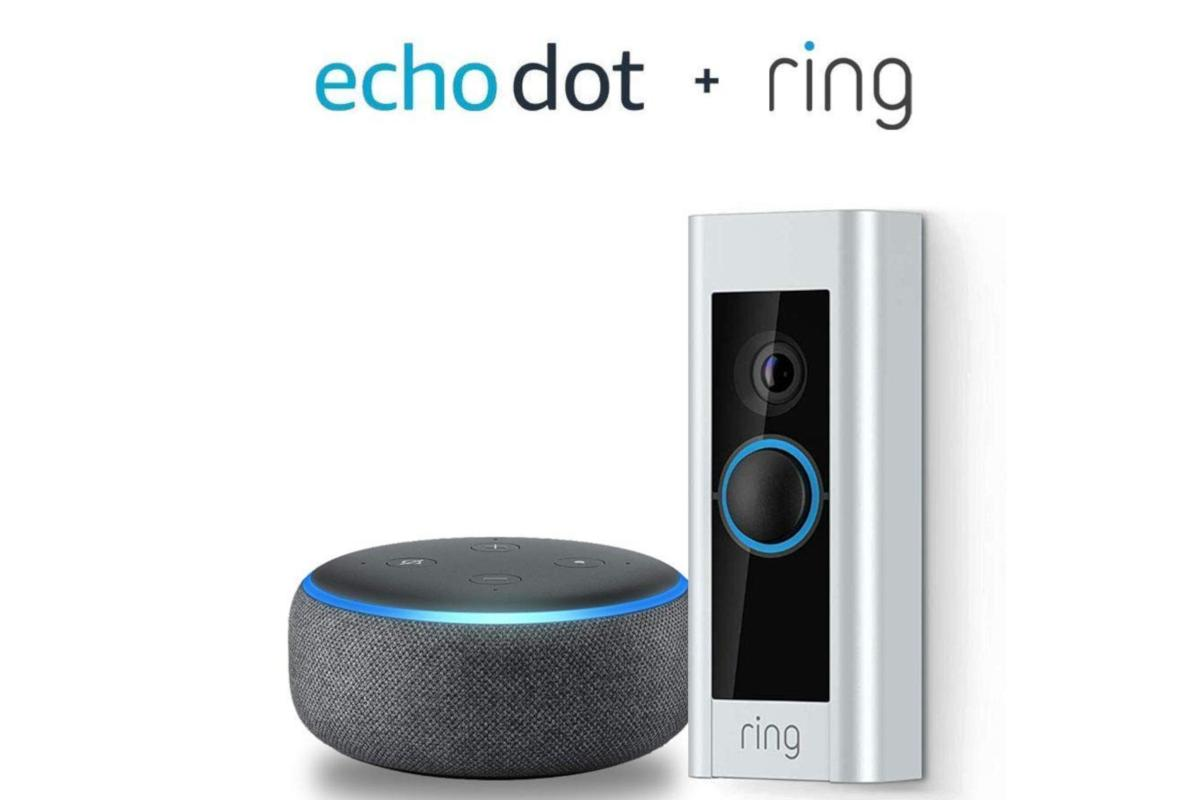 Prime Members can get the Ring Video Doorbell Pro and an