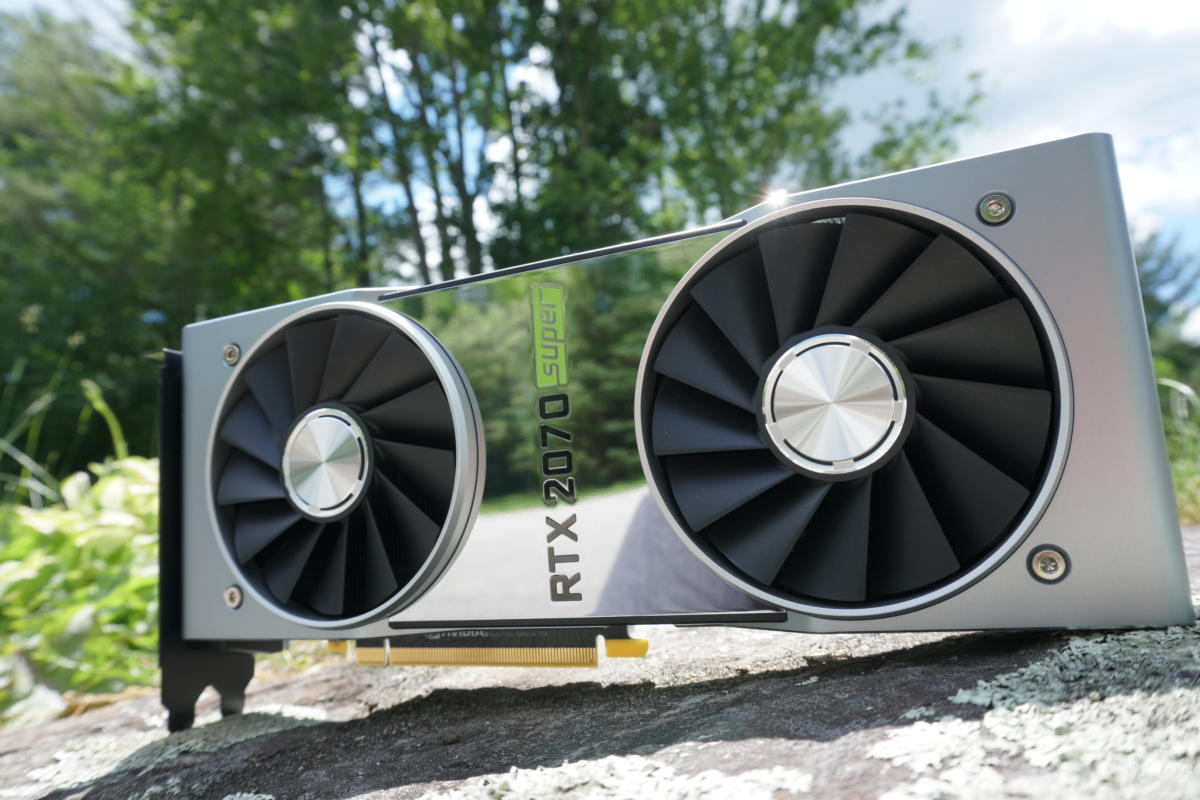 Nvidia GeForce RTX 2060, 2070, and 2080 'Super' graphics