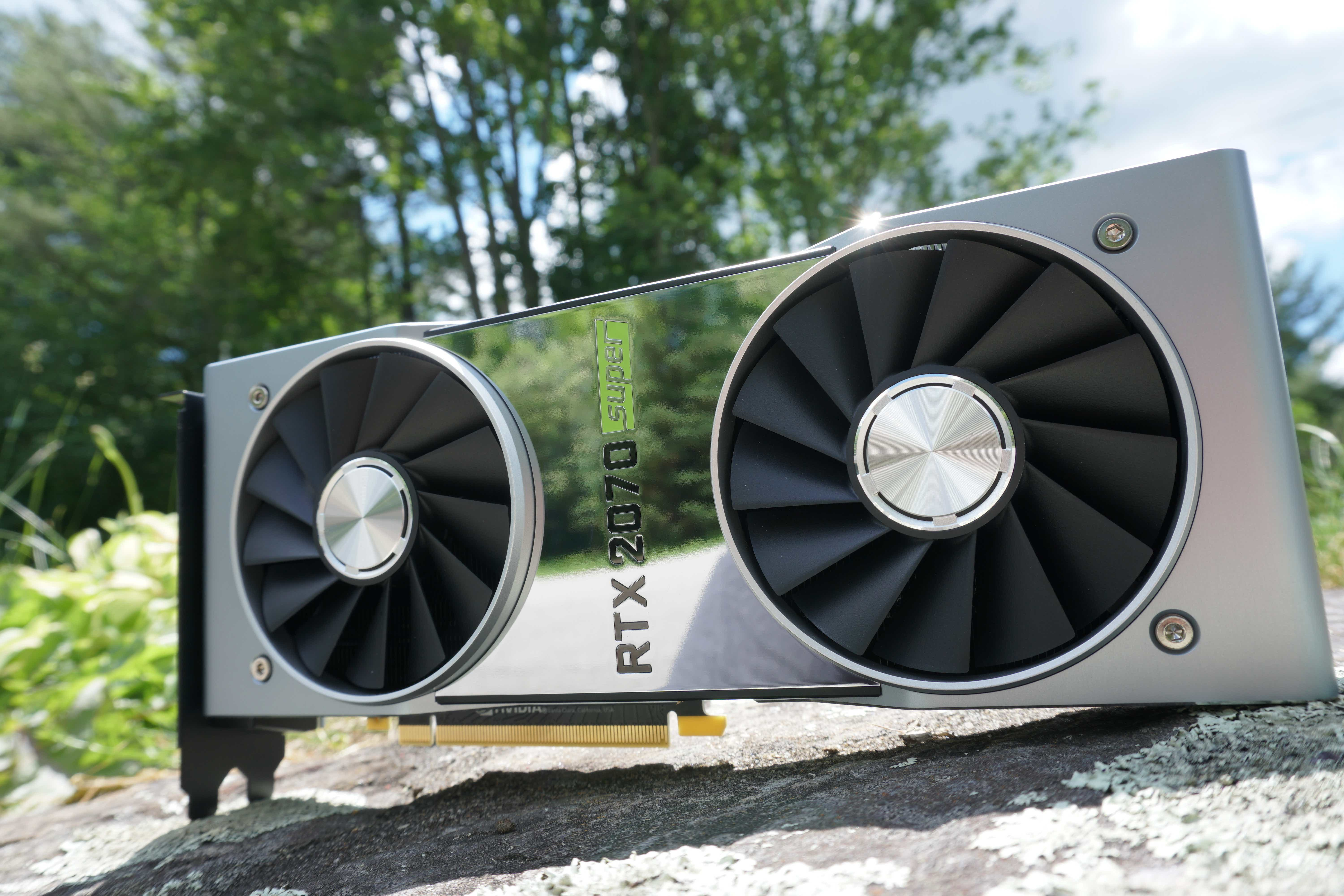 GeForce RTX 2070 Super Founders Edition