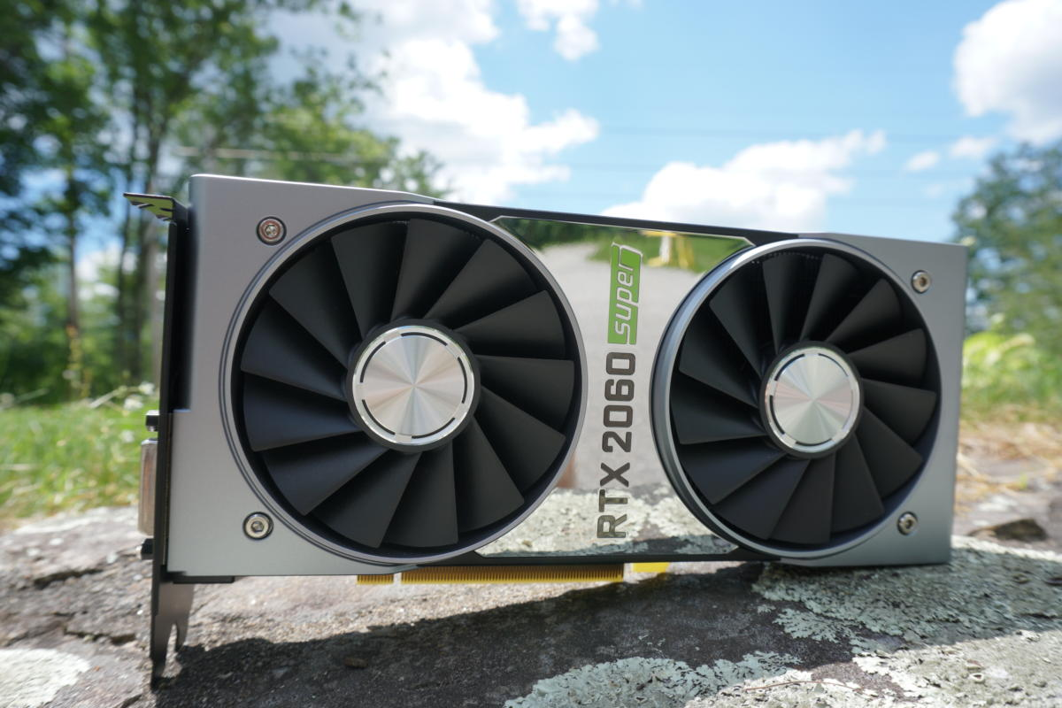 Nvidia GeForce RTX 2060 Super and RTX 2070 Super review: Changing