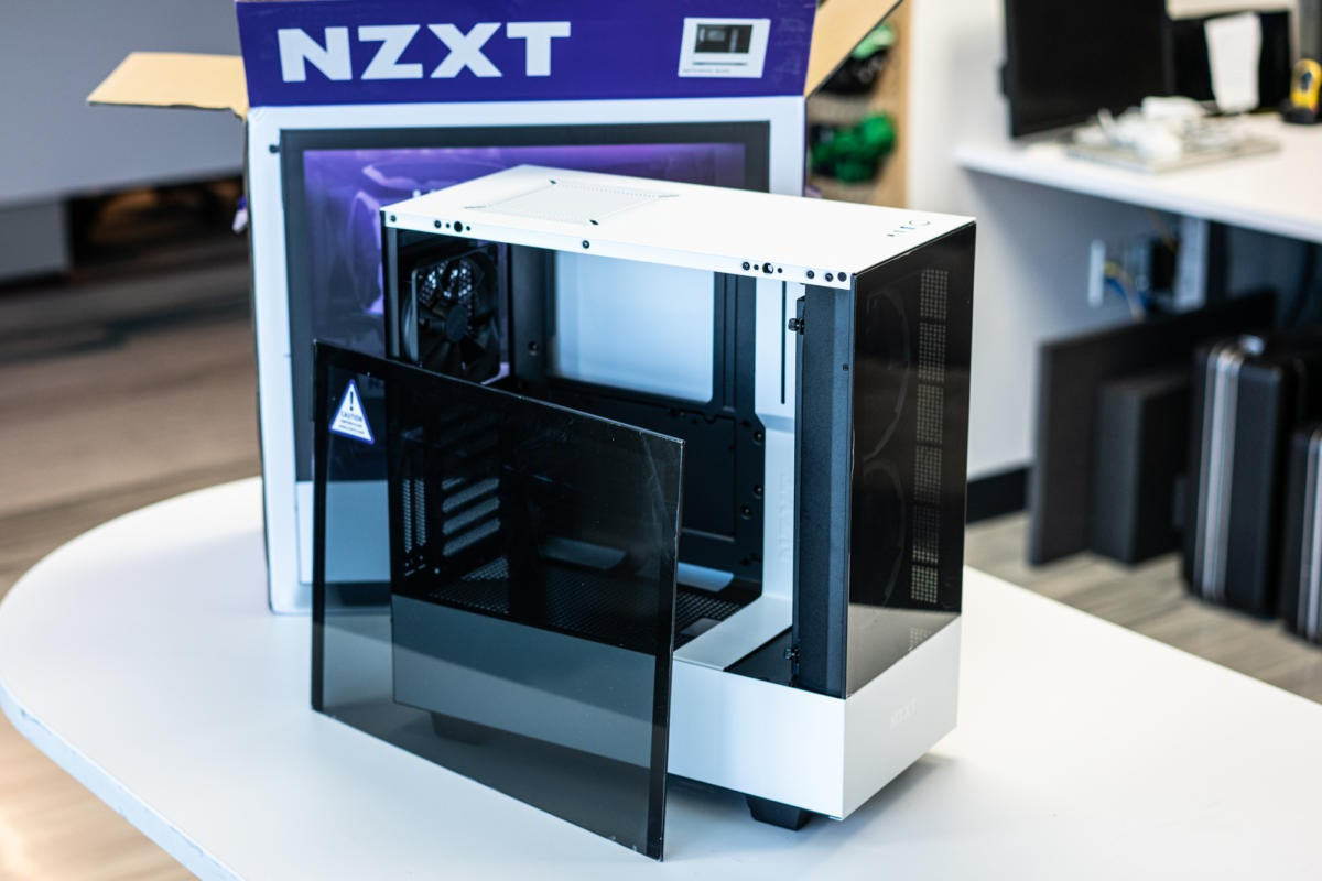 NZXT H510 Elite with box