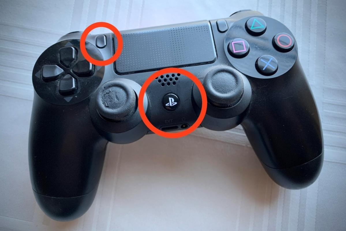 dualshock 4 pair with iphone