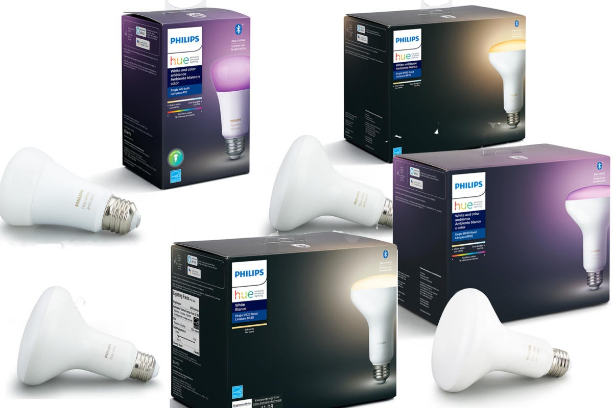 hue bluetooth bulbs