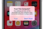 Can't download photos from your iPhone to your Mac? It could be a trust issue