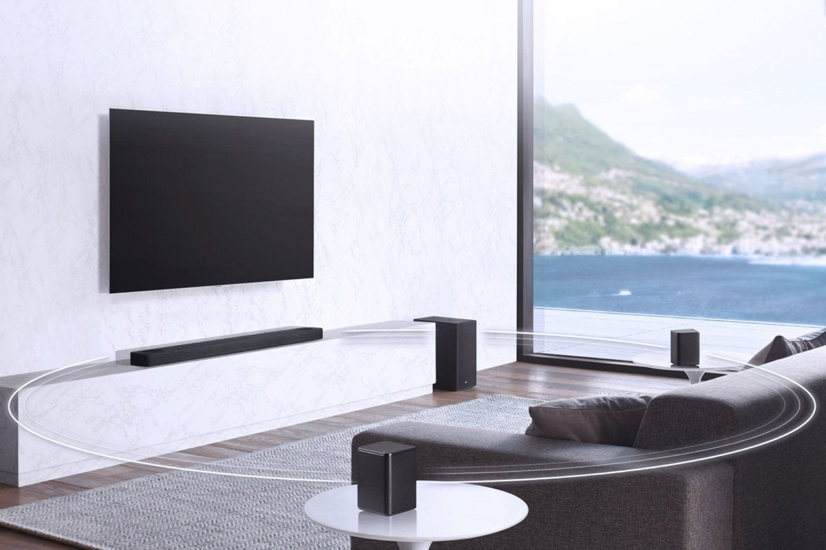 LG SL8YG soundbar review: Generally excellent sound quality
