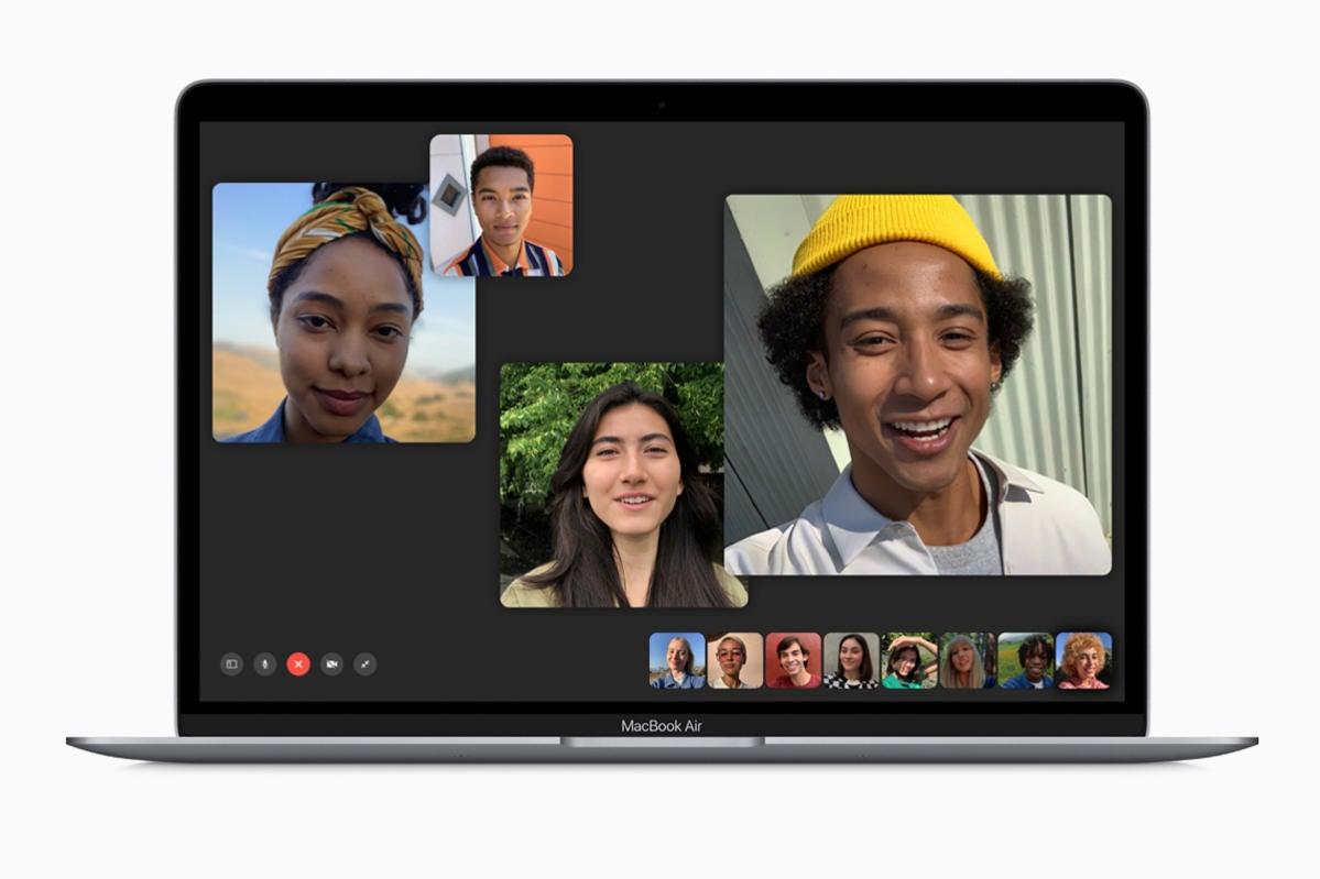 macbook air facetime 2019