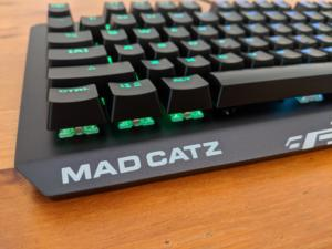 Mad Catz Strike 4