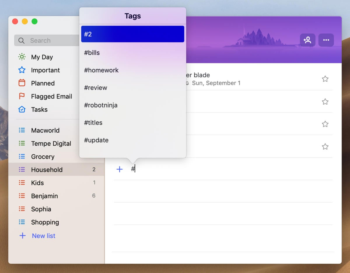 Microsoft To-Do review: Finally check that new Mac to-do app
