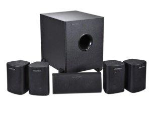 monoprice speakers