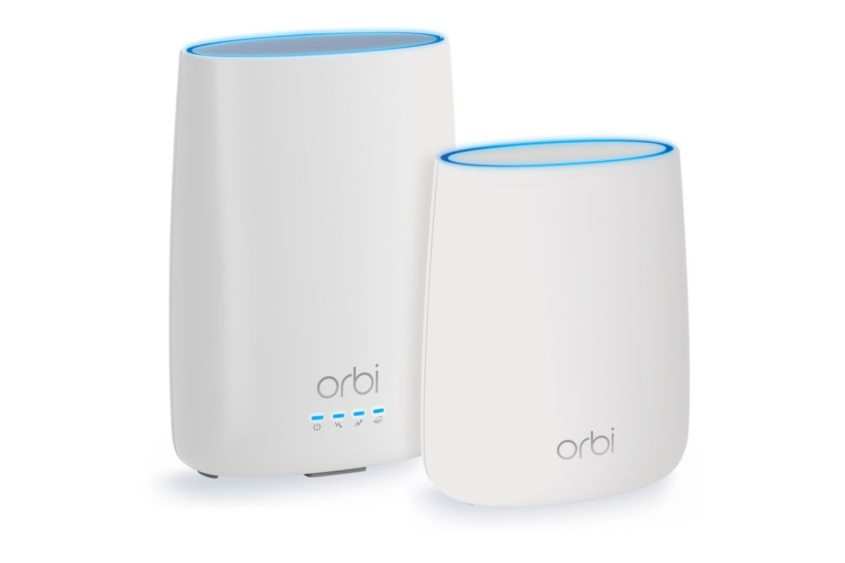 Netgear's excellent Orbi mesh router is $170 off and ready
