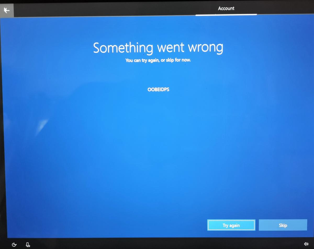 How Microsoft made it harder to create Windows 10 local
