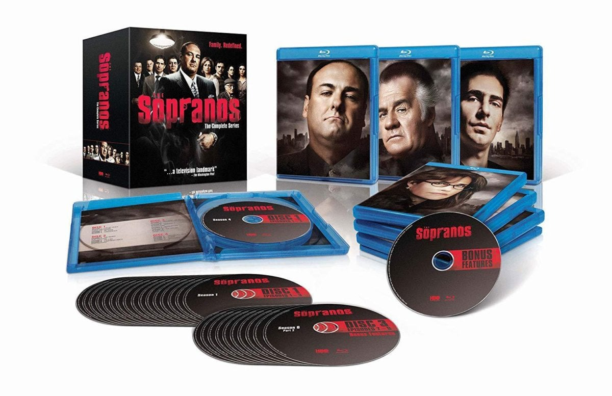 soprano set blu-ray